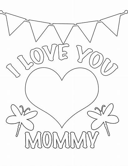 Coloring Pages Valentine Printables Mom Printable Mommy