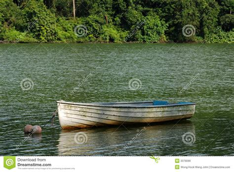 Lake Boats Small by Small Wooden Boat In The Lake Royalty Free Stock Images