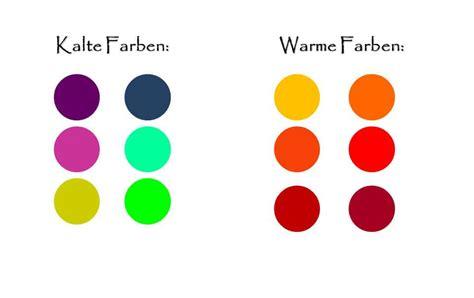 kalte und warme farben farbpsychologie die richtigen farben f 252 r deine karriere