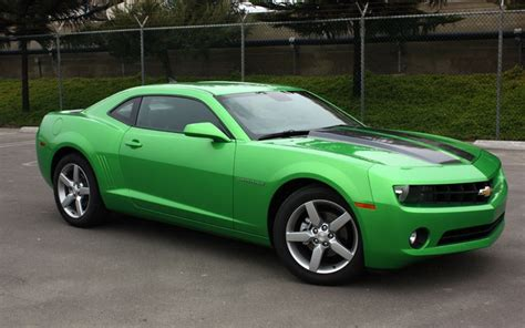 2010 Chevrolet Camaro Synergy Special Edition First Test