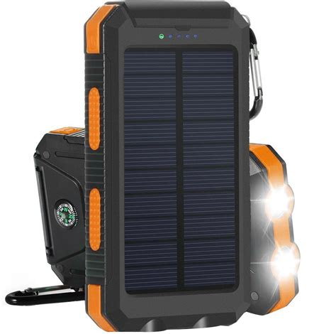 solar charger for android best solar chargers for your phone android central