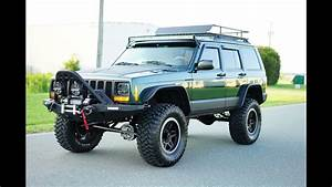 Davis Autosports Custom And Lifted Jeep Cherokee Sport Xj Stage 4  For Sale