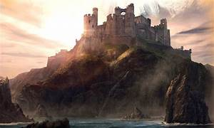 Evenfall Hall is the seat of House Tarth in the Stormlands ...