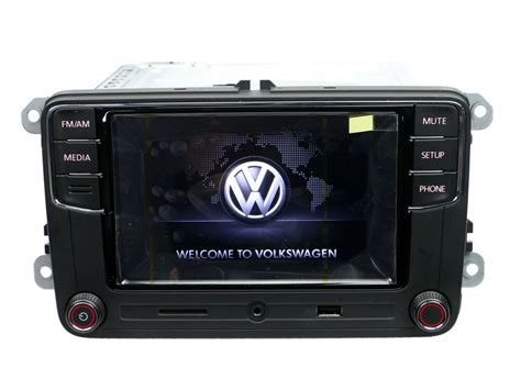 golf 6 bluetooth oem rcd330g plus radio 6 5 mib ui bluetooth usb aux for vw golf 5 6 cc rcd510 ebay