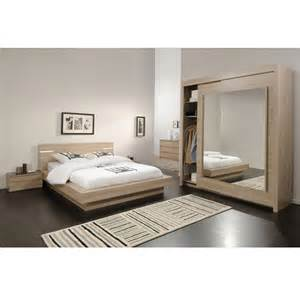 chambre 224 coucher moderne quot eclair