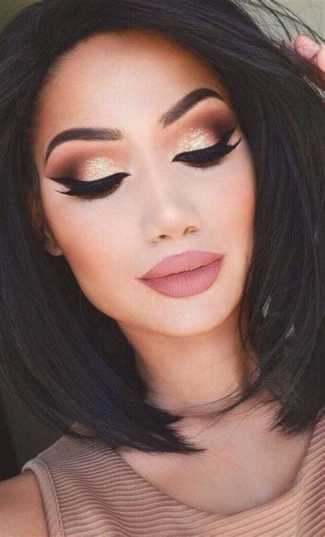 40 Prom Makeup Ideas To Have All Eyes On You  Fashionetter. Black And White And Turquoise Bathroom Ideas. Christmas Ideas With Toilet Rolls. Costume Ideas Homemade Funny. Food Ideas With Potatoes. Ideas For Diy Entertainment Center. Backyard Ideas Fire Pit Landscaping. Small Entryway Furniture Ideas. Valentines Day Ideas In Sydney