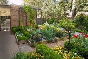 Terrassen Treppen In Den Garten : kr utergarten anlegen und abwechslungsreich bepflanzen ~ Orissabook.com Haus und Dekorationen