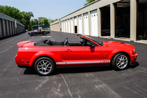 2008 Ford Mustang Gt500 by 2008 Ford Mustang Gt500 Saratoga Auto Auction