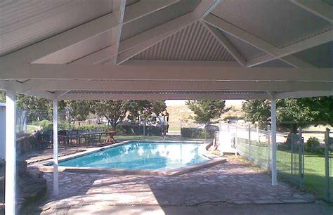 Hip Roof Pergola by Sol Home Improvements Hip Roof Carport Pergola Gallery