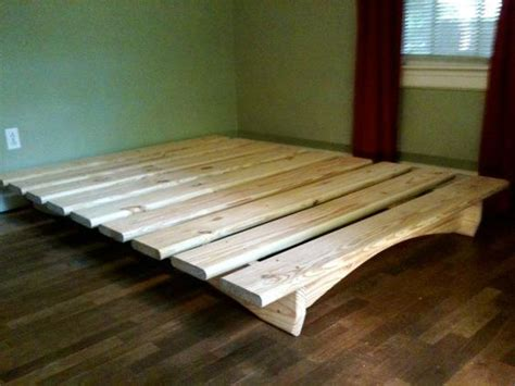 diy platform bed lowes   easy