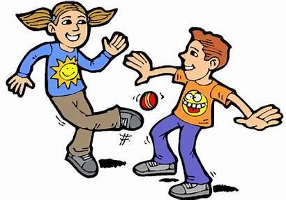 Playing Clipart Clip Children Cartoon Summer Kid