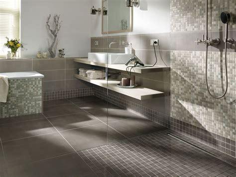 Fliesen Und Mosaik In Der Begehbaren Dusche Bad
