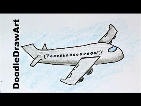 aeroplane drawing  kids clipartsco