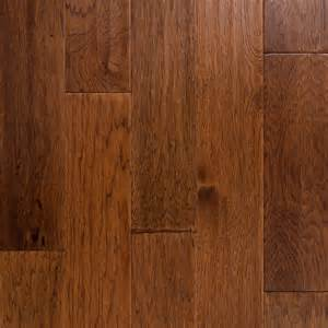 shop style selections 5 in nutmeg handscraped hickory hardwood flooring 32 29 sq ft at lowes com