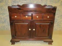 Ethan Allen Pine Sink by Ethan Allen Antiqued Pine Tavern Home Folding Bar