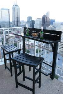 Small Kitchen Bar Table Ideas by Balcony Chair And Table Design Ideas For Urban Outdoors