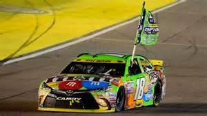 2016 NASCAR Kyle Busch Paint Scheme