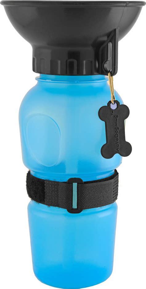 highwave autodogmug portable dog water bottle bowl