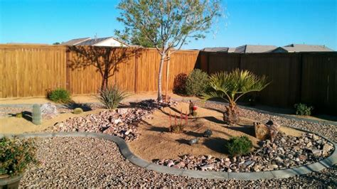 Backyard Desert Landscape Designs desert landscaping ideas hgtv