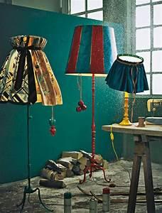 Lampenschirme Für Stehlampen Selber Machen : anleitung stehlampen selber machen so geht 39 s ~ Frokenaadalensverden.com Haus und Dekorationen