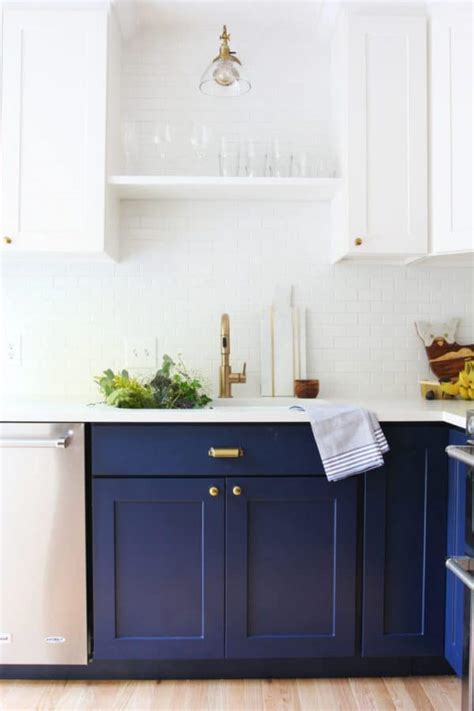 navy blue cabinet paint naval by sherwin williams the perfect navy blue paint color