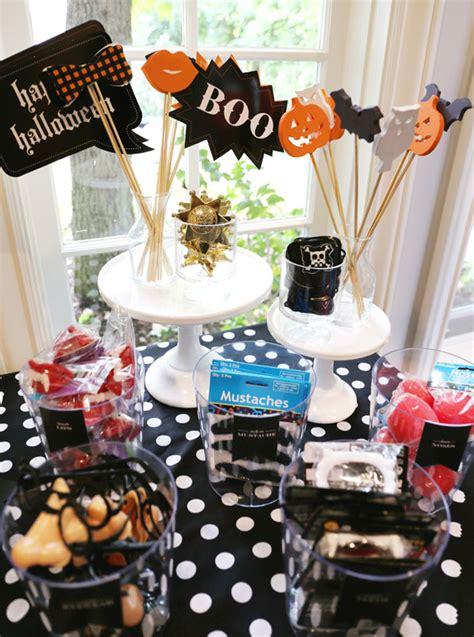 kids halloween party evite
