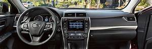 The 2017 Toyota Camry's Interior Design and Features