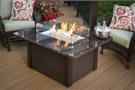 Building a fire pit in your backyard can be achieved using only a few basic tools and building materials. 14 Propane Fire Pit Coffee Table Ideas