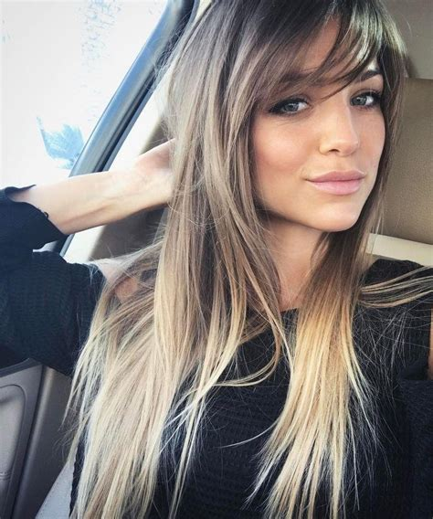 hair with side fringe styles 15 photo of hairstyles side bangs 8441