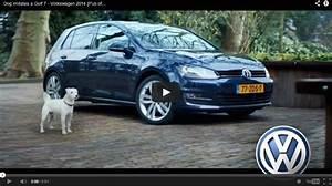 Dernière Pub Volkswagen : pub vw golf 7 chien drole blog auto ~ Medecine-chirurgie-esthetiques.com Avis de Voitures