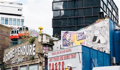 Shoreditch?s 10 Best Streets to See Graffiti