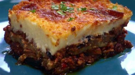 la recette facile et pas chère de la moussaka traditionnelle