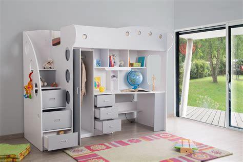 chambre combiné combi lit combiné lit mezzanine chambre enfant