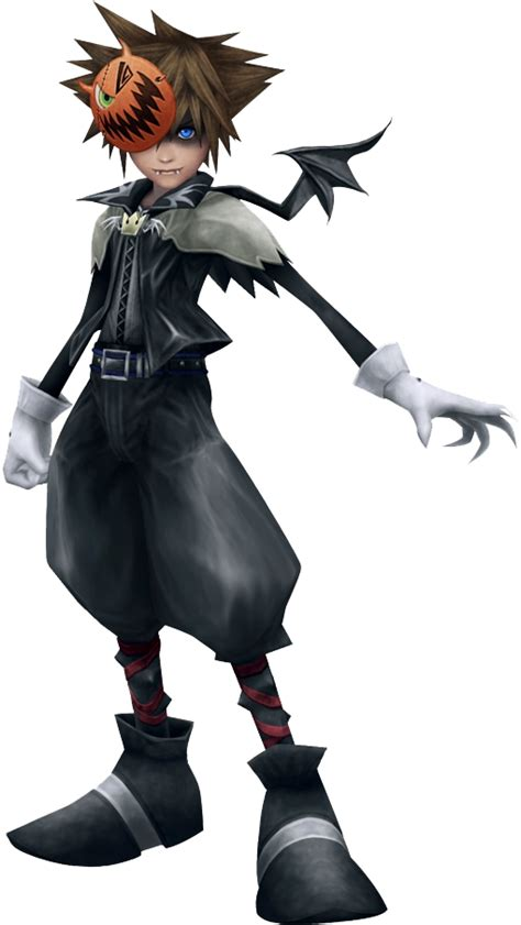 Cast Of Halloweentown 2 by Image Sora Vampire Form Khii Png Kingdom Hearts Wiki