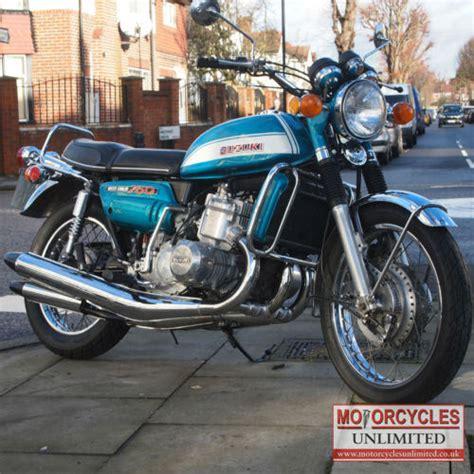 Suzuki Gt750 For Sale by 1972 Suzuki Gt750 J For Sale Motorcycles Unlimited