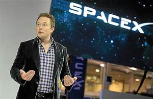 SpaceX CEO Elon Musk wants to beam internet from space ...