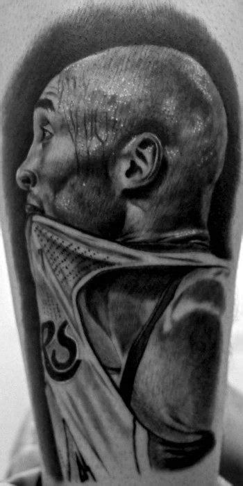 kobe bryant tattoo designs  men basketball ink ideas