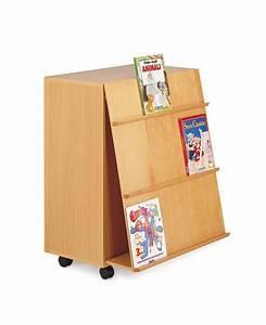 Presentoir Livre Ikea : mobilier d 39 activit s lecture peinture th tre pr sentoir et rangement mobile pour livres ~ Teatrodelosmanantiales.com Idées de Décoration