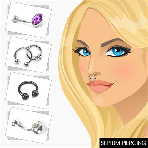 Different Types of Nose Piercing Jewelry for a Dazzling Look