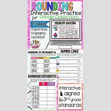 256 Best Rounding Numbers Images On Pinterest  Rounding, Math Centers And Math Workshop
