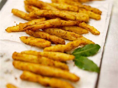 cuisiner des salsifis beignets de salsifis facile et pas cher recette sur