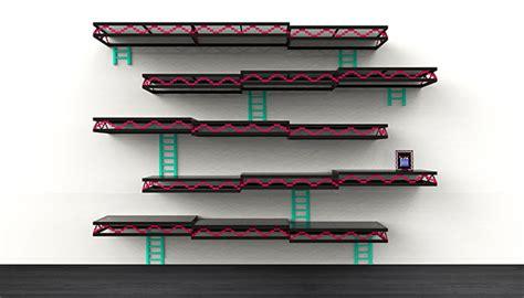 Donkey Kong Wall Shelves The Awesomer