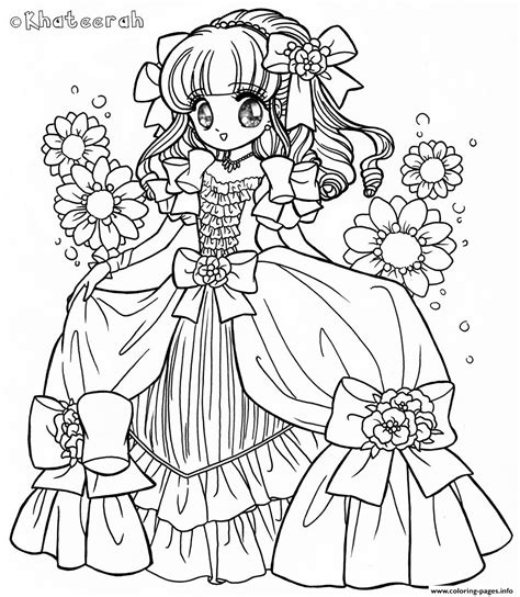 glitter force vintage coloring pages printable
