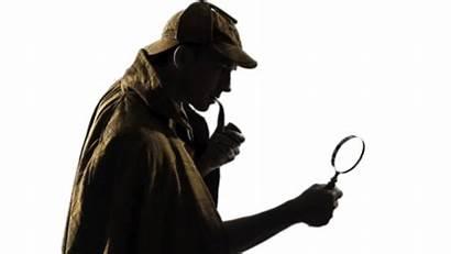 Sherlock Holmes Transparent Detective