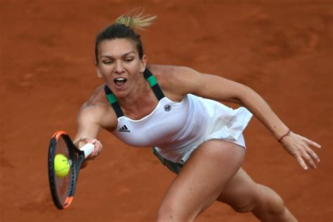 French Open 2017: Simona Halep, Jelena Ostapenko Reach Final at Roland Garros | Bleacher Report | Latest News, Videos and Highlights
