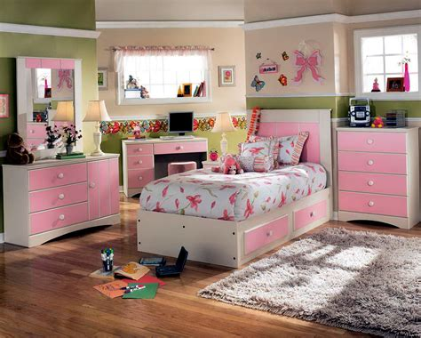 Little Girl Bedroom Sets