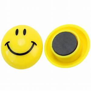 smiley face fridge magnets strong magnet memo magnetic With best brand of paint for kitchen cabinets with happy face stickers