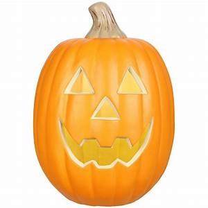 Home, Accents, Holiday, 12, In, Lighted, Jack-o-lantern-22669