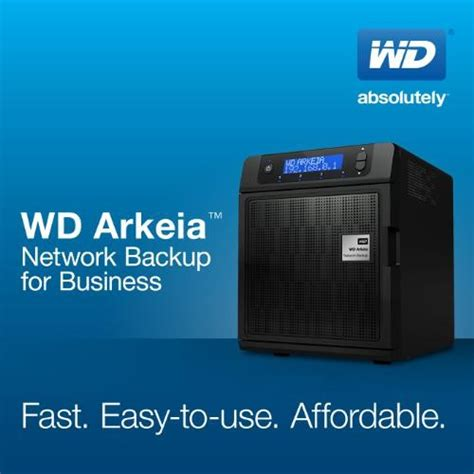 Western Digital Expands WD Arkeia Network Backup Appliance ...