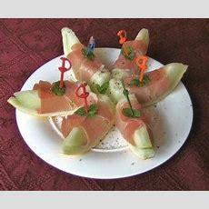 Fingerfood 1  Melone Mit Schinken  Rezept Kochbarde